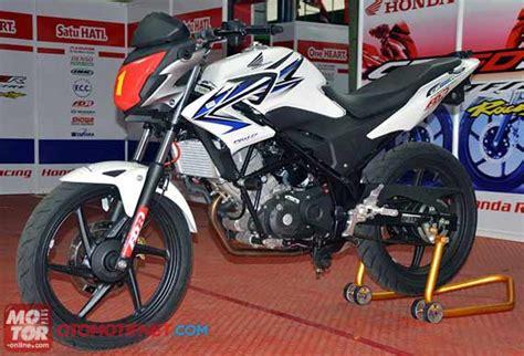 Variasi Motor R by Modifikasi Honda Cb150r Streetfire Kren Foto