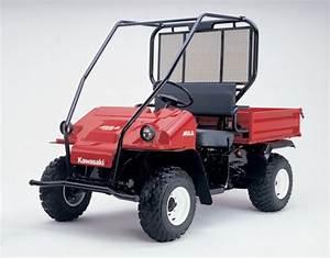Kawasaki Kaf300 Mule 550 Utv Manual