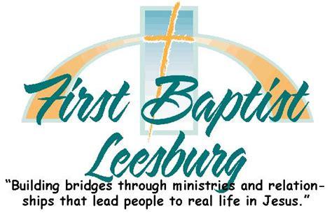baptist church of leesburg leesburg fl 34748 352 374 | newslogo full