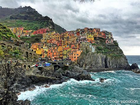 Cinque Terre Italy Bearvacation