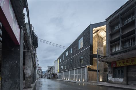 Lianzhou Museum Of Photography  Ooffice Architects