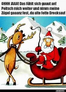 Weihnachten Bier Sprüche : ohhh jaaa das f hlt sich guuut an peitsch mich weiter ~ Haus.voiturepedia.club Haus und Dekorationen