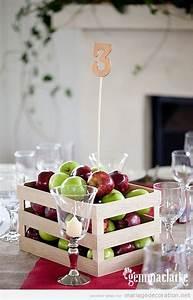 Boite Archive Deco : centre table archives d coration mariaged coration mariage ~ Teatrodelosmanantiales.com Idées de Décoration