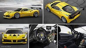 Ferrari 488 Challenge : 2017 ferrari 488 challenge ~ Medecine-chirurgie-esthetiques.com Avis de Voitures