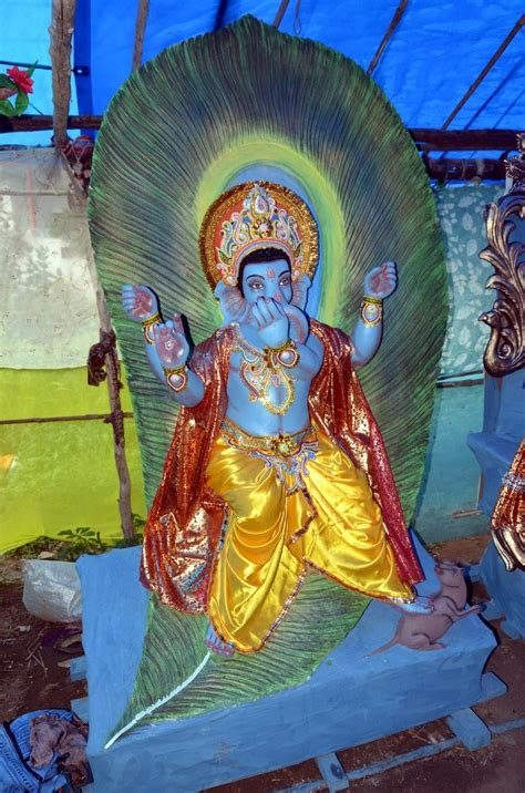 ganesh idols  pics