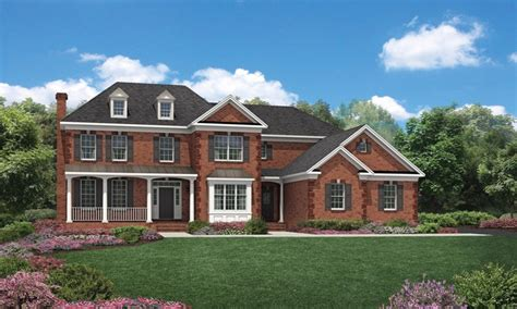 toll brothers model homes toll brothers decorated model