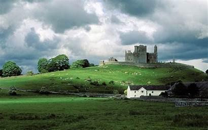 Ireland Irish Castle Screensavers Castles Rock Cashel