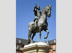 FileStatue of Philip III of Spain, Madrid 01JPG