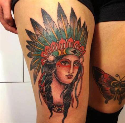 Tatouage Indien  Blog Tattoo
