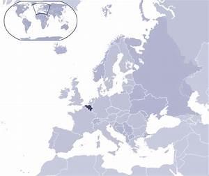 Carte Du Monde Liège : situer belgique sur carte du monde situer pays de la belgique sur carte du monde ~ Teatrodelosmanantiales.com Idées de Décoration