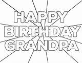 Coloring Birthday Happy Printable Grandpa Cards Mom Paper Trail Grandma Dad Sheets Adults Papertraildesign Printables Candacefaber Printing Template Mommy Credit sketch template