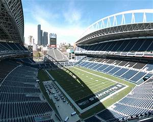 Centurylink Field Seating Qwest Field Seating Seahawks