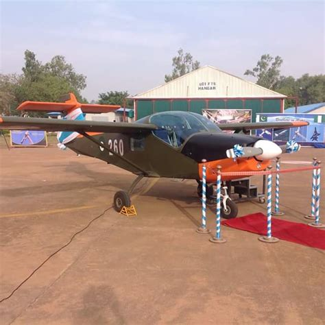 Pictures Of The Mushshak Aircrafts Newly Acquired From