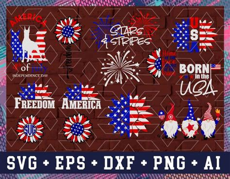 American Flag Svg Cut File – 188+ SVG Design FIle