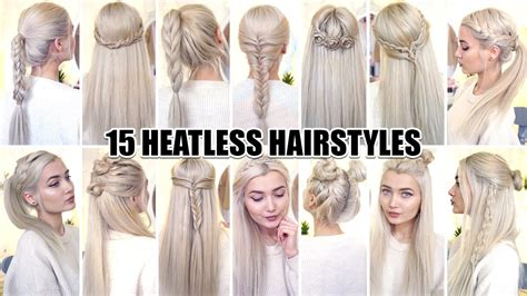 15 Braided Back To School Heatless Hairstyles! Short Haircut Pictures For Thick Hair Kid Hairstyle 2016 How To Style Your Like Justin Bieber Long Curly Hairstyles Male Best And Color Pixie Cut My Permed 4c Natural