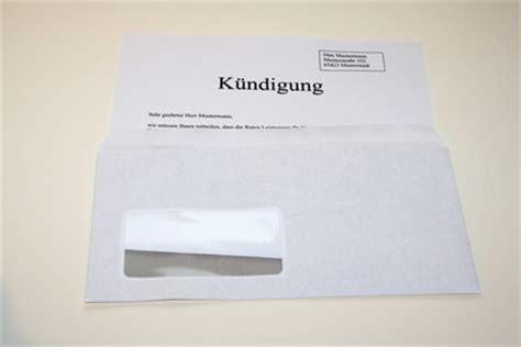 wie sollte man einen kuendigungsbrief  frankreich
