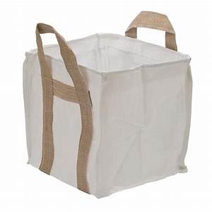 Sac A Gravat : sac gravats r utilisable avec poign es ~ Edinachiropracticcenter.com Idées de Décoration