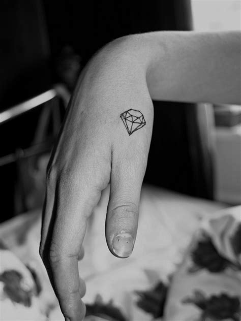 Is A Diamond Tattoo For You? Check Out The Best 30 We Found