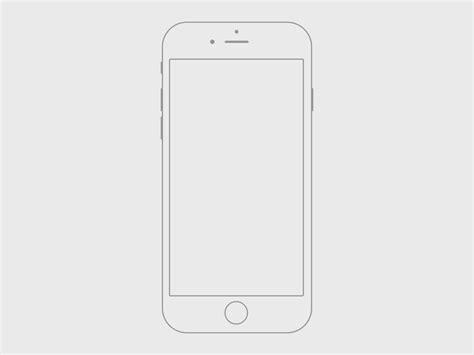 sketch iphone template handmade iphone 6 wireframe freebie sketch resource sketch repo