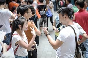 Chongqing is helping its deaf-mute community find love ...