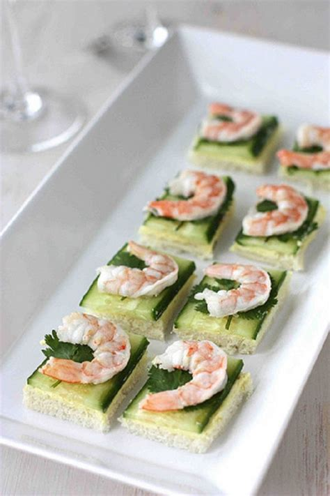 canape recipes it 39 s celebration season you need a great canapé recipe