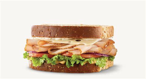 turkey sandwich arby s roast turkey swiss sandwich