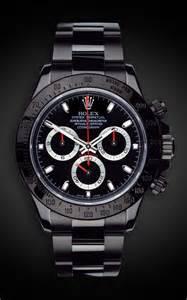 Black Rolex Daytona Stealth Titan