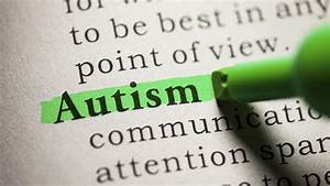 Autism Spectrum Disorder  Asd
