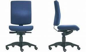 Chaise De Bureau Bleu : chaise dactylo tous les fournisseurs siege dactylo ~ Teatrodelosmanantiales.com Idées de Décoration
