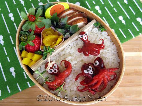 bento japanese cuisine octopus bento 58 yum bento bento