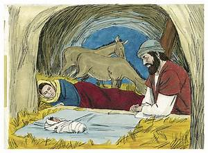 Bible Stories  The Birth Of Jesus