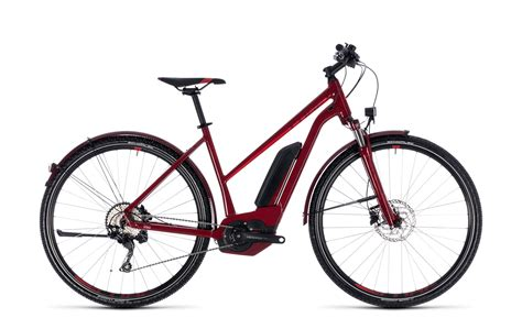cube trekking e bike cube cross hybrid pro allroad 500 damen trekking pedelec e