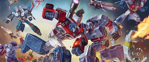 transformers earth wars ultrawide  wallpapers