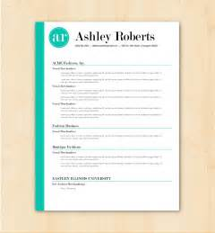 resume template for resume template cv template the by phdpress