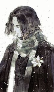 Pin by Chris Ingersoll on Anime art | Snape harry potter ...