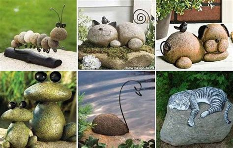 Fabulous Garden Decorating Ideas With Rocks And Stones