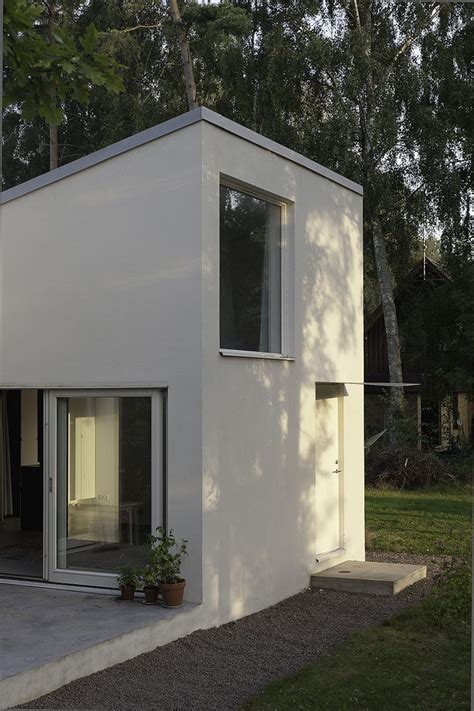small swedish house in hgans sweden by dinelljohansson