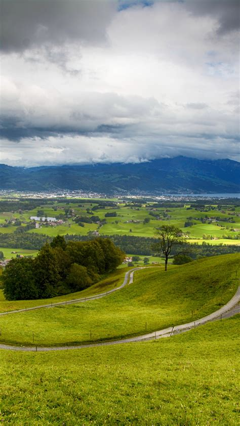 wallpaper switzerland  hd wallpaper hills mountains