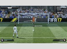 FIFA 17 Real Madrid Penalty Shootout Gameplay New