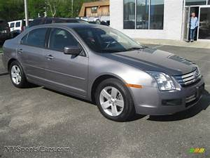 2007 Ford Fusion : 2007 ford fusion se v6 awd in tungsten grey metallic photo 6 223167 cars ~ Medecine-chirurgie-esthetiques.com Avis de Voitures