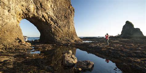 hole washington olympic beach rialto national park peninsula beaches adventures incredible ocean outdoorproject