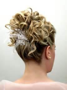 coiffure mariage mi coiffure mariage pour cheveux mi