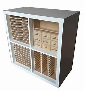 Ikea Kallax Boxen : new range of craft storage inserts for ikea kallax cubes ebay ~ Watch28wear.com Haus und Dekorationen