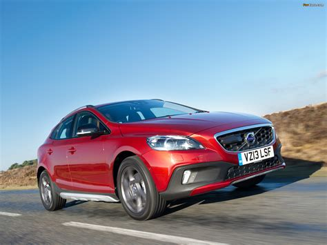 Volvo V40 Cross Country Hd Picture by Pictures Of Volvo V40 Cross Country Uk Spec 2013 1600x1200