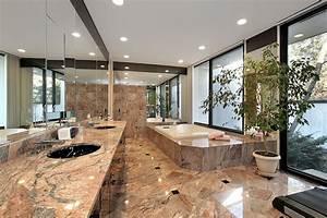 Bodenfliesen Für Badezimmer : bodenfliesen im badezimmer welche geeignet sind ~ Sanjose-hotels-ca.com Haus und Dekorationen