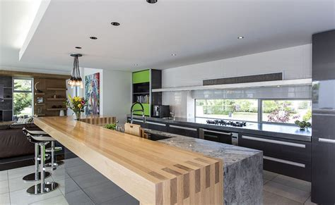 Funky, fun and functional kitchen   Mastercraft Kitchens