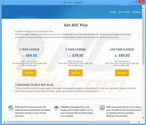 How To Remove Avc Plus