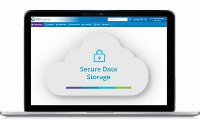 Data Secure Storage Tag Test Safe