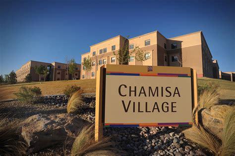 chamisa village  housing residential life