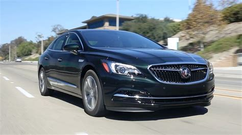 Reviews On Buick Lacrosse by 2017 Buick Lacrosse Review And Road Test